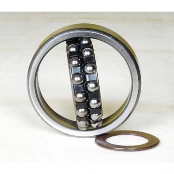 45 mm x 100 mm x 36 mm  NACHI 2309K self aligning ball bearings