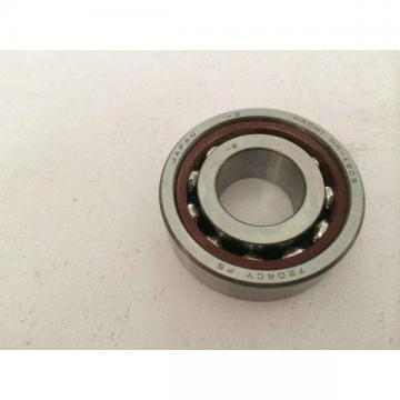 45 mm x 75 mm x 40 mm  NBS SL045009-PP cylindrical roller bearings