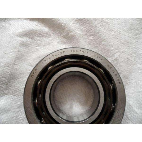 45 mm x 100 mm x 25 mm  NTN QJ309 angular contact ball bearings #1 image