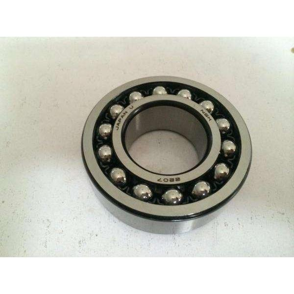 200 mm x 360 mm x 98 mm  NACHI NU 2240 E cylindrical roller bearings #1 image