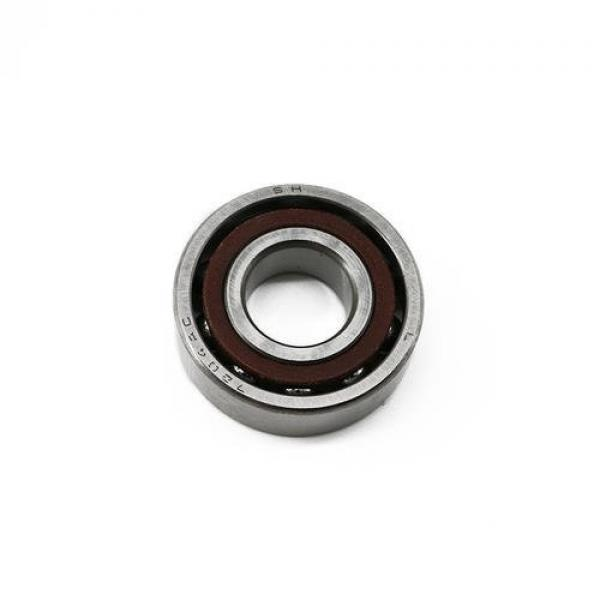 35 mm x 80 mm x 31 mm  ISO NU2307 cylindrical roller bearings #1 image
