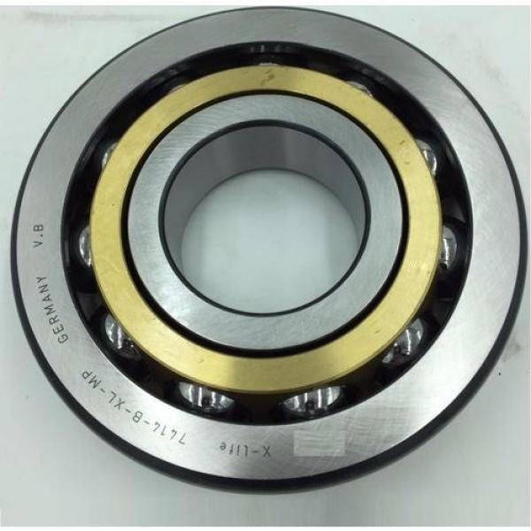 55 mm x 100 mm x 21 mm  SKF NU 211 ECJ thrust ball bearings #2 image